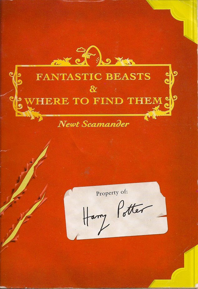 Fantastic Beasts And Where To Find Them set for 2016 release. The second movie will be released in 2018, and the third film won't be out until 2020.