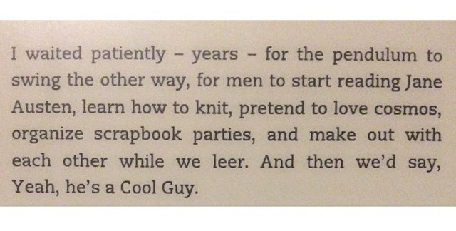 one (of many) of my favourite Gone Girl excerpts