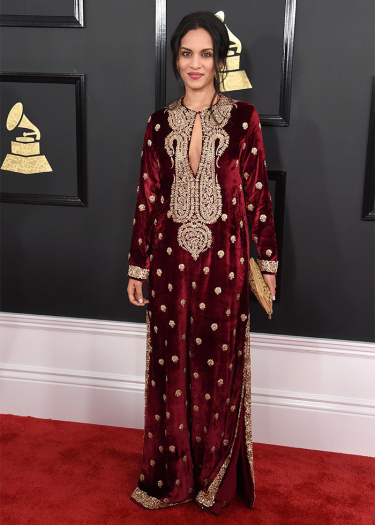 59th Annual Grammy Awards, Arrivals, Los Angeles, USA - 12 Feb 2017