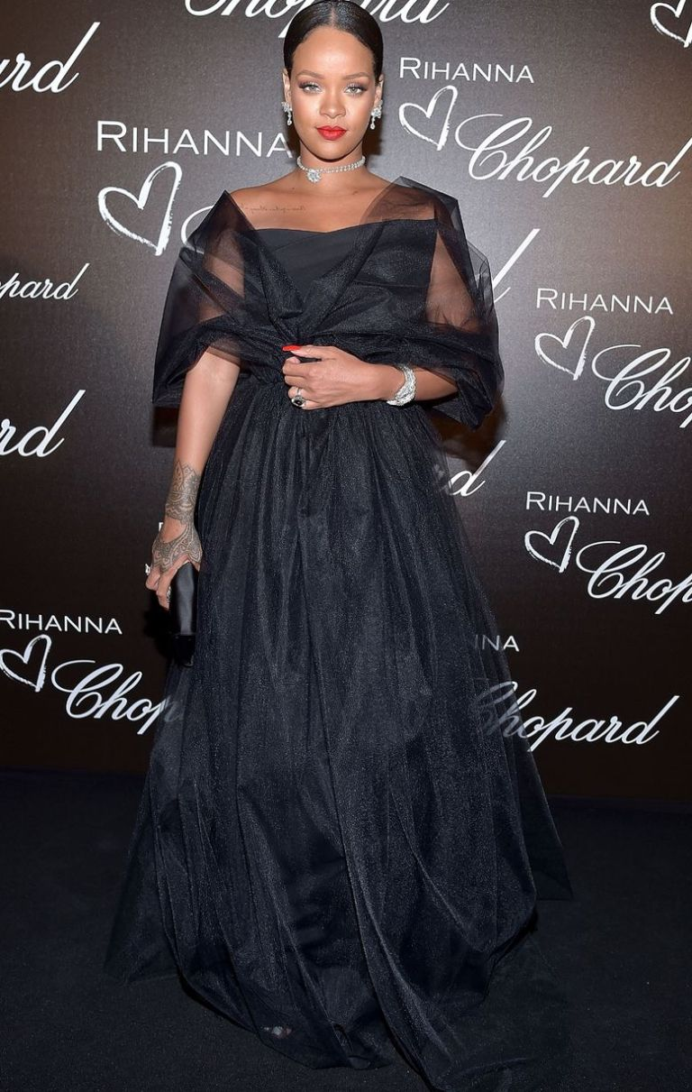 Chopard-Dinner-in-Honour-of-Rihanna-and-The-Rihanna-X-Chopard-Collection-The-70th-Annual-Cannes-Fi